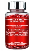 Scitec Nutrition Perfect Fatloss - 120 капсул