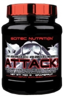 Scitec Nutrition Attack 320 г