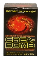 Scitec Nutrition Crea-Bomb 25 пак х 11г