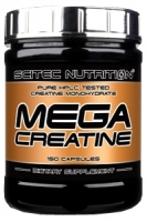 Scitec Nutrition Mega Creatine - 150 капсул