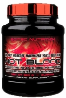 Scitec Nutrition Hot Blood - 820 грамм