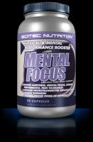 Scitec Nutrition Mental Focus 90 капс
