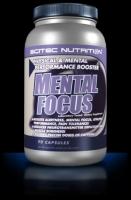 Scitec Nutrition Mental Focus 90 капс