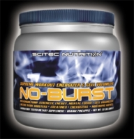 Scitec Nutrition No-Burst 320 г