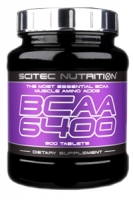 Scitec Nutrition BCAA 6400 - 125 таблеток