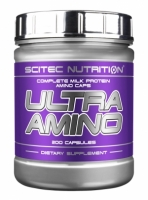Scitec Nutrition Ultra Amino - 200 капсул