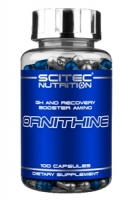 Scitec Nutrition Ornithine - 100 капсул