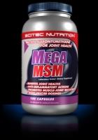 Scitec Nutrition Mega MSM - 100 капсул