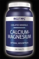 Scitec Nutrition Calcium-Magnesium - 100 таб