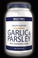 Scitec Nutrition Garlik & parsley 100 капсул