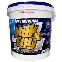 Pro Nutrition Milk&Egg 4kg