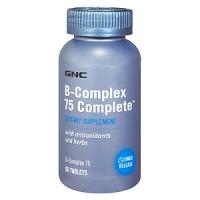 GNS Vitamin B-Complex 75 60 каплет