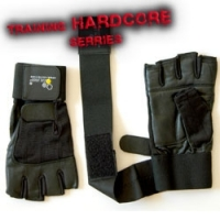 Olimp Labs Training gloves Hardcore COMPETITION Wrist Wrap