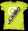 Scitec Nutrition T-Shirt Jumbo Yellow