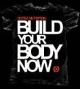 Scitec Nutrition T-Shirt Build