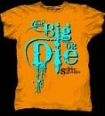 Scitec Nutrition T-Shirt Get Big or Die