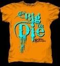 Scitec Nutrition T-Shirt Get Big or Die