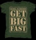 Scitec Nutrition T-Shirt Military