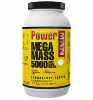Power men Mega Mass 5000 1.5кг