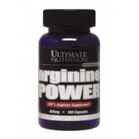 Ultimate nutrition ARGININE POWER 800 мг 100 КАПС