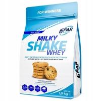 6PAK Nutrition Milky Shake Whey 1800 грамм