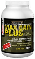 BioTech USA  Max Gain Plus 1,5 кг