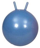 мяч с рожками 55см