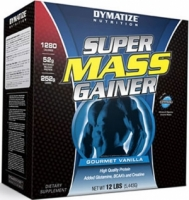 Dymatize Super Mass Gainer 5450 гр