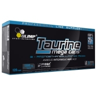 Olimp Labs TAURINE MEGA CAPS 1500 (300 кап)