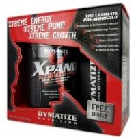 Dymatize Xpand Xtreme Pump 800 г + шейкер