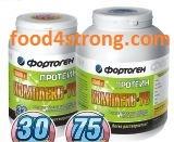 фортоген фортоген комплекс протеин 78 - 2.5 кг