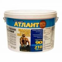 Атлант 6 кг 80% Атлант + 105 г креатин +45г глютамин