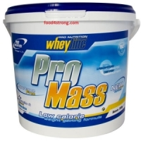 Pro Nutrition Whey Line PRO MASS - 6000 грамм