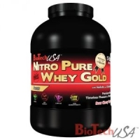 BioTech USA  Nitro Pure Whey Gold 2,2 кг