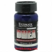Ultimate nutrition DHEA (25mg Dehydroepiandrosterone)
