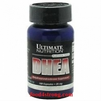 Ultimate nutrition DHEA (100 mg Dehydroepiandrosterone)