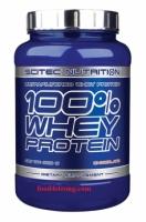 Scitec Nutrition 100% Whey Protein 920 грамм