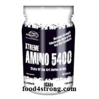 Fitness Authority  Xtreme Amino 5400 400 таб