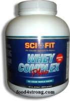 SCIFIT Whey Complex Plus 2,27 кг