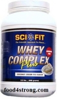 SCIFIT Whey Complex Plus 998 г