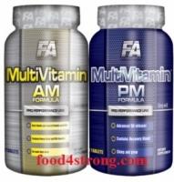 Fitness Authority  MultiVitamin AM FORMULA 2 * 90 капс