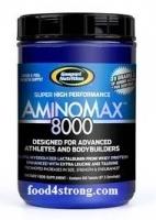 Gaspari Nutrition Amino Max 8000 350 таб