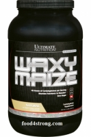Ultimate nutrition Waxy Maize 1361 грамма