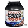 Weider Mega Mass 2000 3 кг