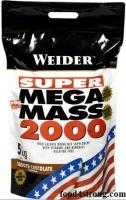 Weider Mega Mass 2000 5 кг