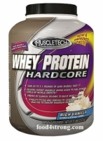 MUSCLETECH Whey Protein Hardcore 2270 гр