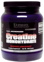 Ultimate nutrition Creatine Monohydrate 1 кг