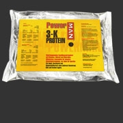 Power men 3-K Protein-100% Triple Source Plant Protein 500 г