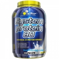 Olimp Labs System Protein 80 1.25 кг