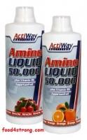 ActiWay Amino Liquid 50.000 1 л